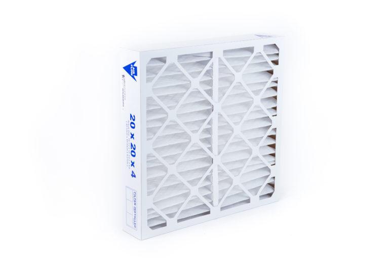 20X20X4_Filtre Plisse_8 Merv-2